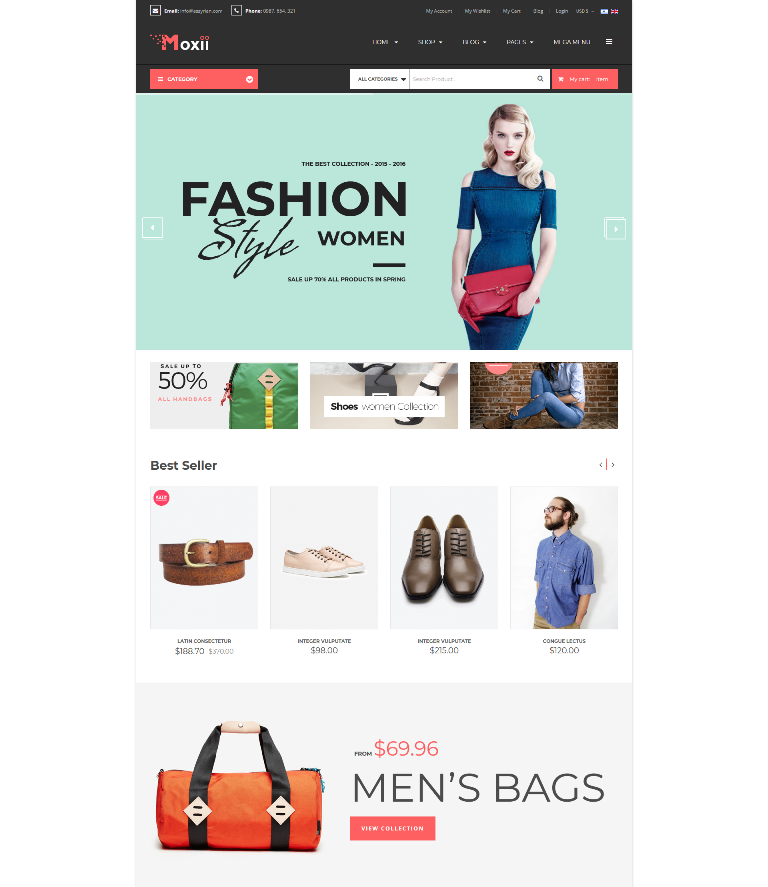 Moxii   Responsive Fashion 1